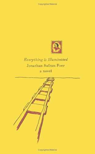 Everything Is Illuminated  N/A 9780061686672 Front Cover