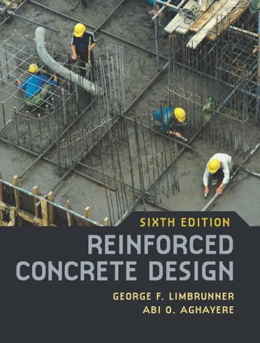 Reinforced Concrete Design  6th 2007 (Revised) edition cover
