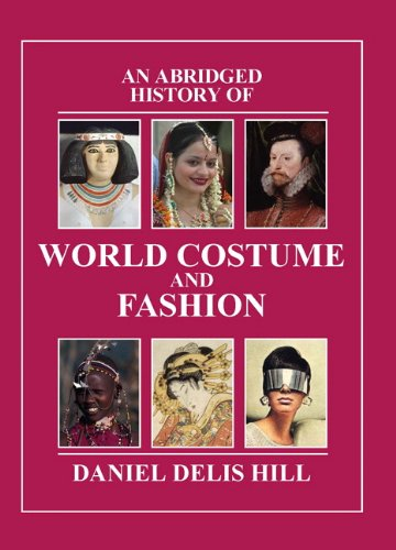 Abridged History of World Costume and Fashion   2012 edition cover