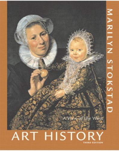 Art History A View of the West, Combined 3rd 2008 9780132250672 Front Cover