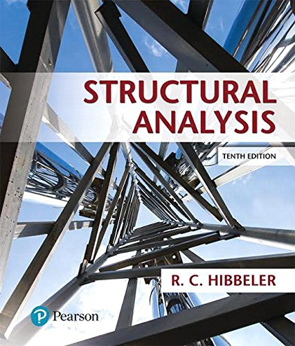 Structural Analysis:   2017 9780134610672 Front Cover
