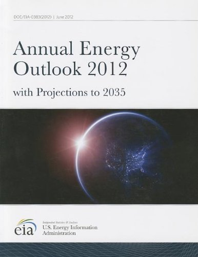 Annual Energy Outlook 2012: With Projections to 2035  2012 edition cover