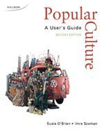 POPULAR CULTURE USER'S GUIDE > 2nd 2009 edition cover