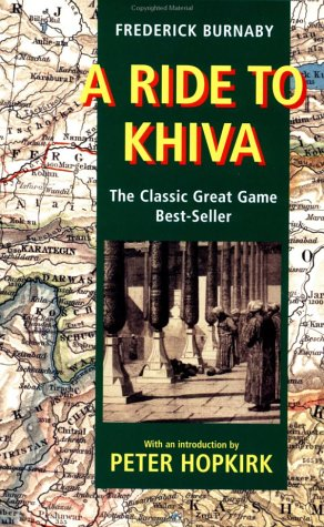 Ride to Khiva   2002 edition cover