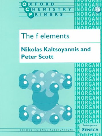 F Elements   1999 edition cover