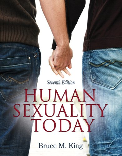 Human Sexuality Today  7th 2012 9780205015672 Front Cover