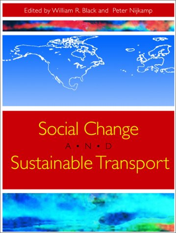 Social Change and Sustainable Transport   2002 9780253340672 Front Cover