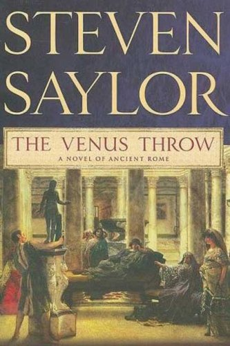 Venus Throw A Mystery of Ancient Rome N/A edition cover