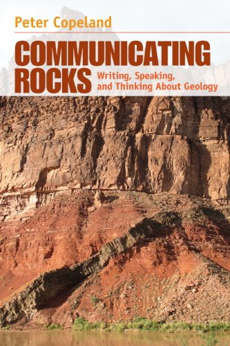 Communicating Rocks Writing, Speaking, and Thinking about Geology  2012 (Revised) edition cover