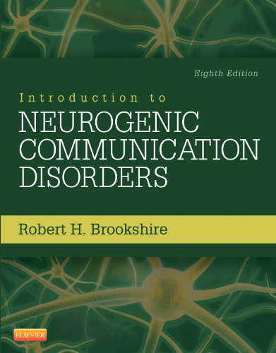 Introduction to Neurogenic Communication Disorders  8th 2014 edition cover