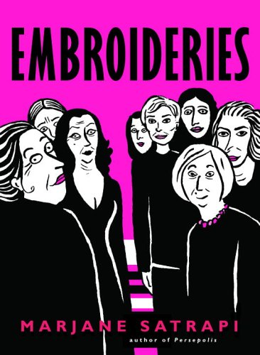 Embroideries  N/A edition cover