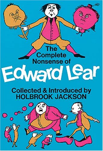 Complete Nonsense of Edward Lear  N/A edition cover