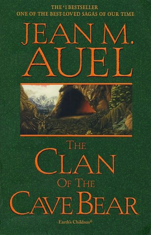 Clan of the Cave Bear  Deluxe edition cover