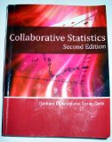 Collaborative Statistics 2nd 2011 edition cover