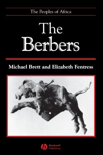 Berbers The Peoples of Africa  1997 edition cover