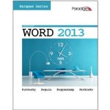 MICROSOFT WORD 2013:MARQUEE... N/A edition cover