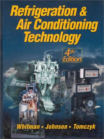Refrigeration and AC Technology  4th 2000 edition cover