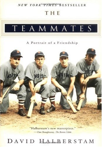 Teammates A Portrait of a Friendship  2003 edition cover