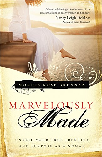 Marvelously Made Unveil Your True Identity and Purpose As a Woman N/A edition cover