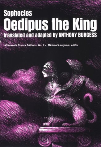 Oedipus the King  N/A edition cover