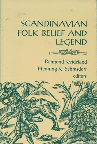 Scandinavian Folk Belief and Legend  N/A edition cover