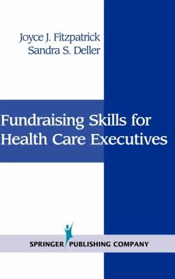 Fundraising for Health and Social Service Executives   2000 edition cover