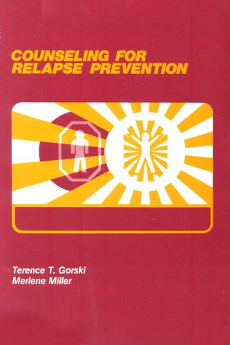 Counseling for Relapse Prevention  N/A edition cover