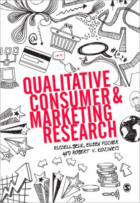 Qualitative Consumer and Marketing Research   2013 edition cover