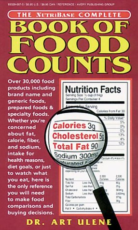 Nutribase Complete Book of Food Counts  N/A edition cover