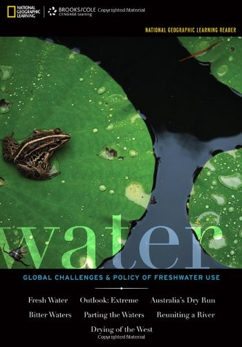 Water Global Challenges and Policy of Freshwater Use  2013 edition cover