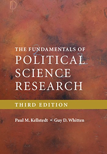 Fundamentals of Political Science Research  3rd 2018 (Revised) 9781316642672 Front Cover