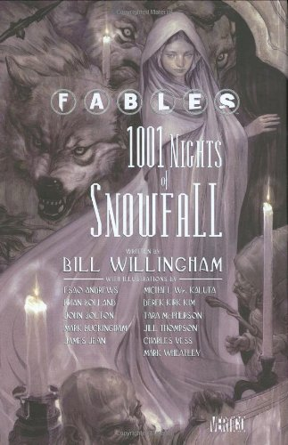 1,001 Nights of Snowfall   2006 (Revised) edition cover