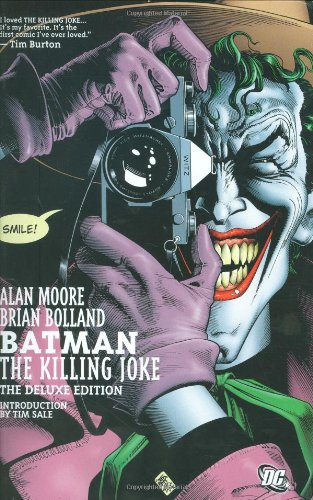 Batman - The Killing Joke   2008 (Deluxe) 9781401216672 Front Cover
