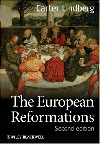 European Reformations  2nd 2009 edition cover