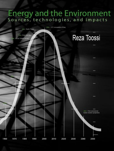 Energy and the Environment : Sources, technologies, and Impacts N/A edition cover