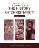 Study Companion to Introduction to the History of Christianity   2013 edition cover