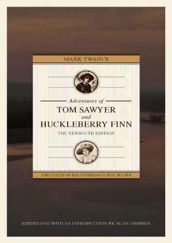 Mark Twain's Adventures of Tom Sawyer and Huckleberry Finn The NewSouth Edition  2011 edition cover