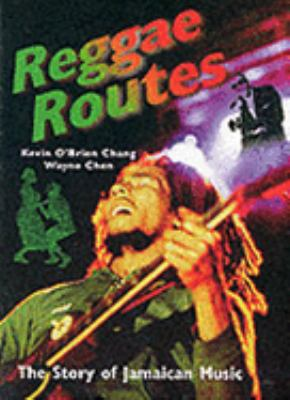 Reggae Routes Story of Jamaican Music  1998 edition cover