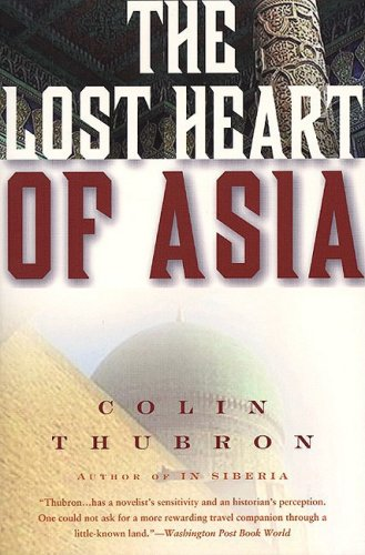 Lost Heart of Asia  N/A 9780061577673 Front Cover