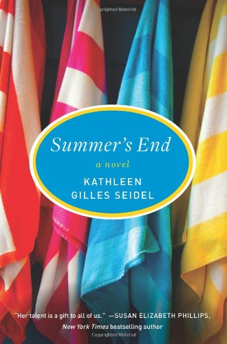 Summer's End A Novel N/A 9780062004673 Front Cover