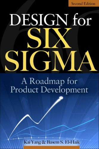 Design for Six Sigma A Roadmap for Product Development 2nd 2009 9780071547673 Front Cover