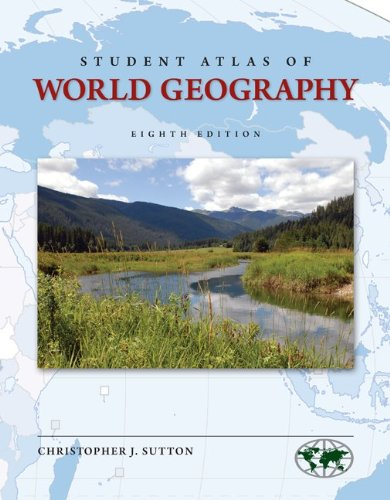 Student Atlas of World Geography  8th 2014 edition cover