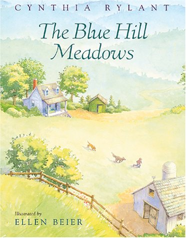 Blue Hill Meadows   2001 9780152024673 Front Cover