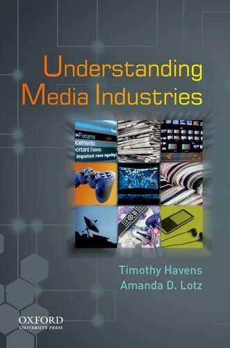 Understanding Media Industries   2011 edition cover