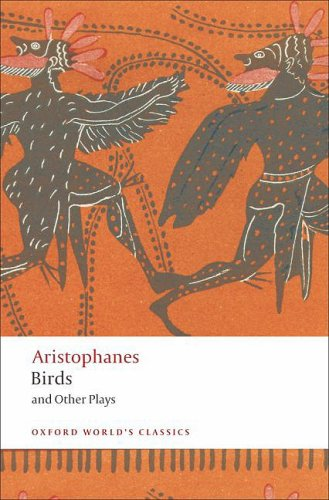 Birds and Other Plays   2008 edition cover
