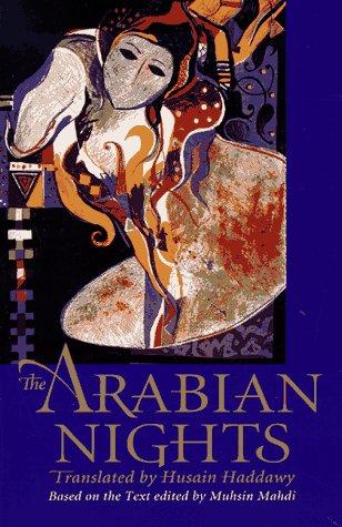 Arabian Nights  Reprint edition cover