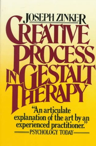 Creative Process Gestalt Therapy   1978 edition cover
