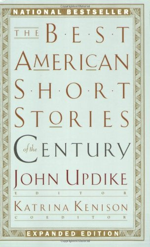 Best American Short Stories of the Century   1999 (Expanded) edition cover