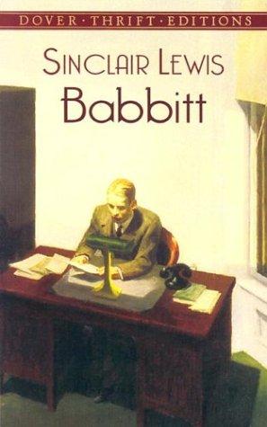Babbitt   2003 edition cover
