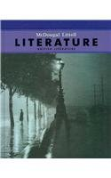 McDougal Littell Literature British Literature 2008  2007 (Student Manual, Study Guide, etc.) 9780618568673 Front Cover